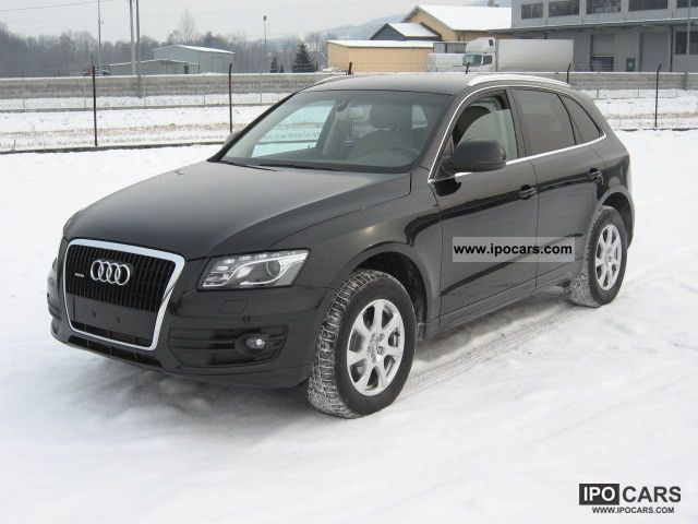 2009 Audi  3.0 TDI 240PS camera ful opcja Off-road Vehicle/Pickup Truck Used vehicle photo