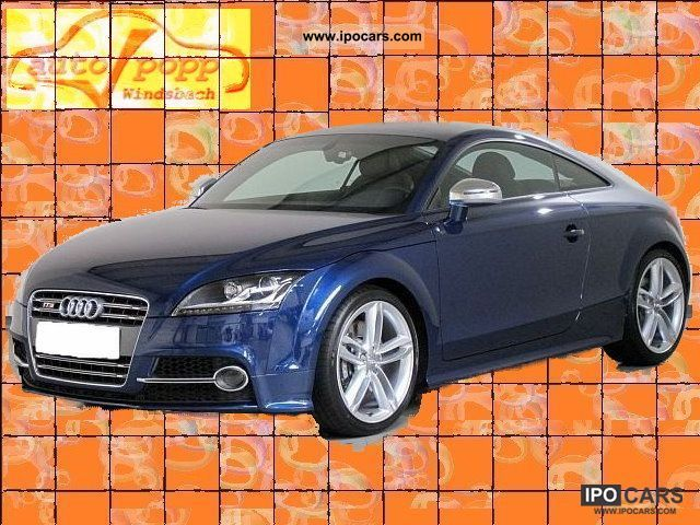 2011 audi tts coupe 2 0 tfsi quattro car photo and specs. Black Bedroom Furniture Sets. Home Design Ideas