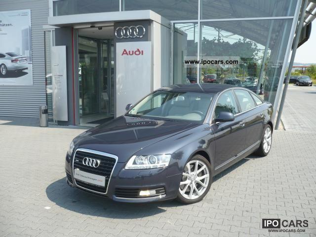 2010 Audi  A6 Saloon 3.0 TDI Tiptronic, navigation, leather, Xen Limousine Demonstration Vehicle photo