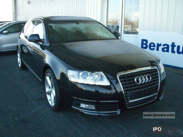 2011 Audi  A6 3.0 TDI Quattro, Navi, Xenon, Leather Estate Car Used vehicle photo
