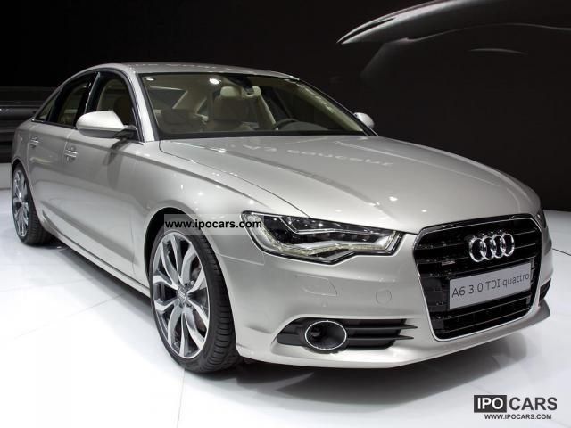 2011 audi a6 sedan to 18 3 with no down payment 3 0 t car photo and specs. Black Bedroom Furniture Sets. Home Design Ideas