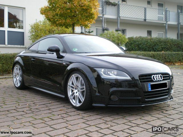 2011 audi tt coup 1 8 tfsi s line xenon car photo. Black Bedroom Furniture Sets. Home Design Ideas