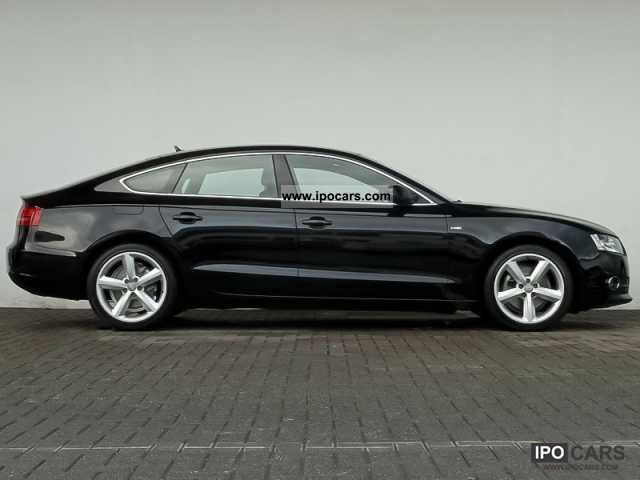 2011 audi a5 coupe 2 0 tdi s line sportback car photo. Black Bedroom Furniture Sets. Home Design Ideas