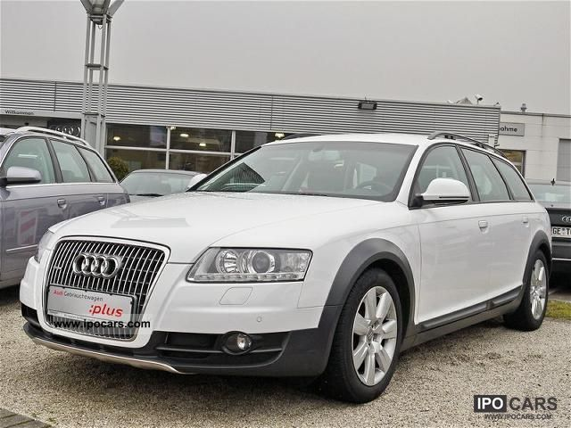 2010 audi a6 allroad quattro 2 7 tdi 2x business xenon car photo and specs. Black Bedroom Furniture Sets. Home Design Ideas