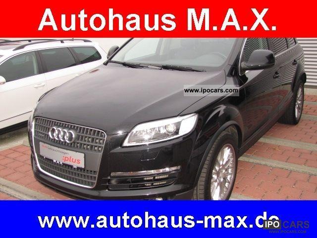 2008 Audi  Q7 3.0 TDI Leather Navi Xenon 20-inch heater Off-road Vehicle/Pickup Truck Used vehicle photo