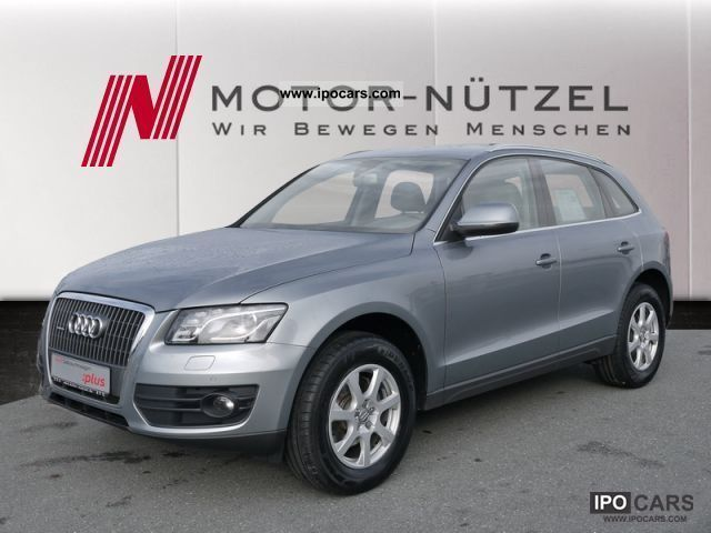 2009 audi q5 2 0 tdi dpf xenon sound system bang olufse car photo and specs. Black Bedroom Furniture Sets. Home Design Ideas
