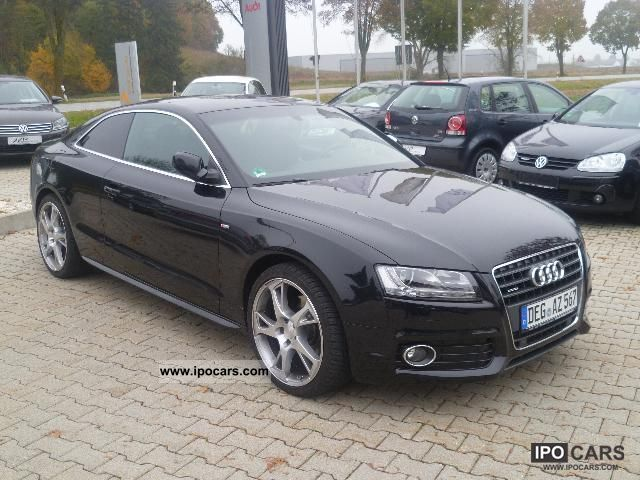 2011 Audi A5 Coupe 2.0 TDI quattro S-line 125kW 6-speed AB - Car Photo ...
