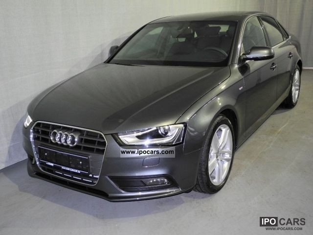 2012 audi a4 s line 2 0 tdi new model xenon 18 39 39 mfl car photo and specs. Black Bedroom Furniture Sets. Home Design Ideas