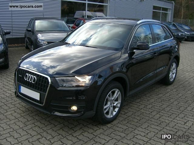 2011 audi q3 s tronic navi xenon led tetto pdc car photo. Black Bedroom Furniture Sets. Home Design Ideas