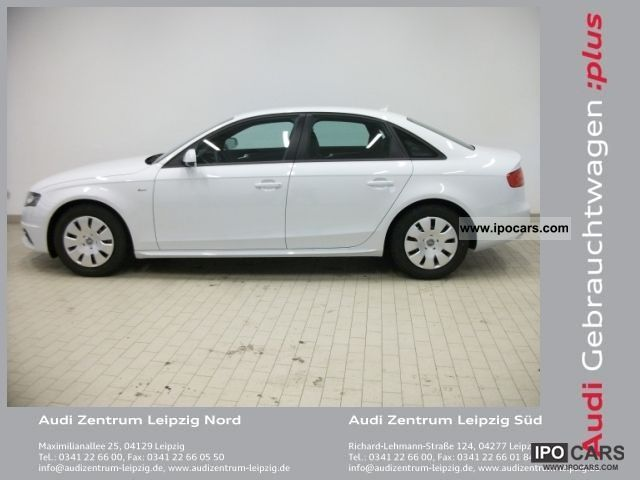 2012 Audi  OTHER A42.0l A4 TDI Ambition S-Line, 6-speed Limousine Demonstration Vehicle photo