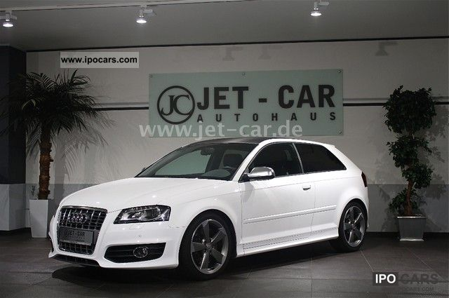 White Mercedes Benz >> 2010 Audi S3 S tronic * Leather - Xenon - Guarantee ...