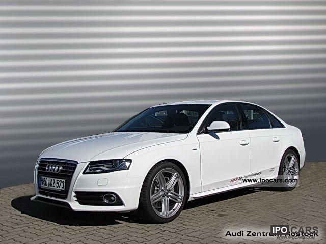 2011 audi a4 s line pelle navi xenon led pdc car photo. Black Bedroom Furniture Sets. Home Design Ideas