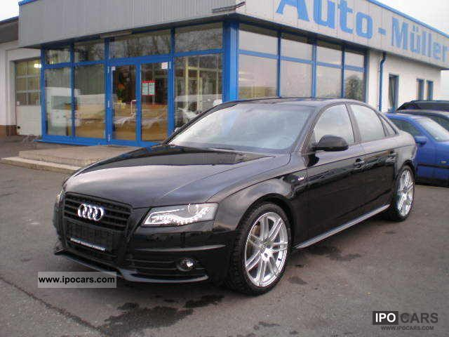 2011 audi a4 2 0 tfsi s line sports package car photo. Black Bedroom Furniture Sets. Home Design Ideas