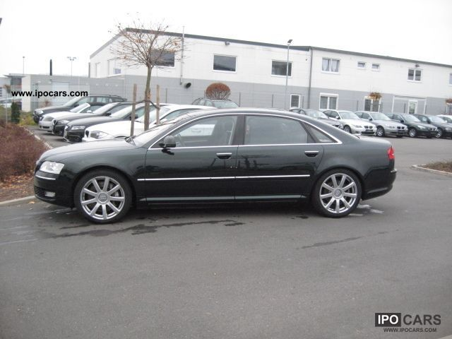 2009 audi a8 w12 quattro long exclusive car photo and specs. Black Bedroom Furniture Sets. Home Design Ideas
