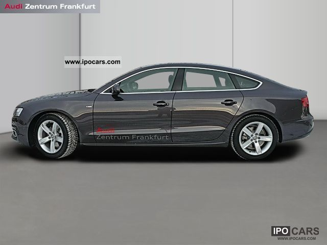 2012 Audi A5 Sportback 2 0 Tdi 6 Speed Navi Xenon Car Photo And Specs