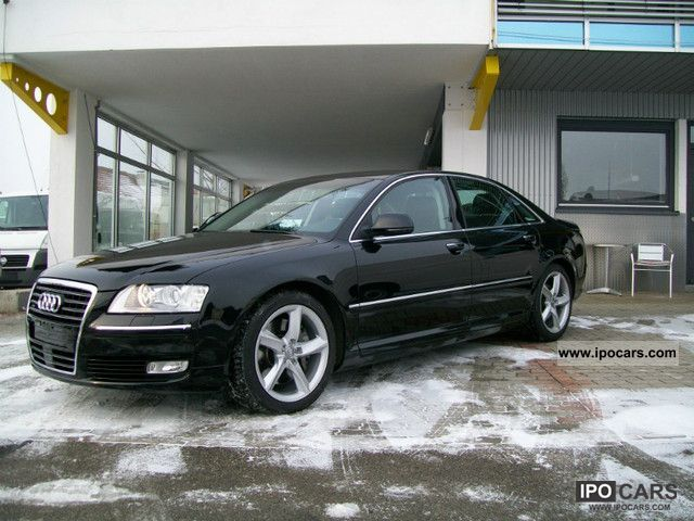 2009 audi a8 4 2 tdi quattro car photo and specs. Black Bedroom Furniture Sets. Home Design Ideas