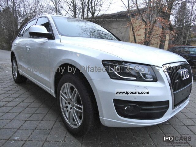 2009 audi q5 2 0 tdi bystronic leather navi 19 car photo and specs. Black Bedroom Furniture Sets. Home Design Ideas