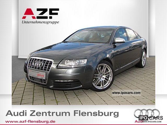 2007 Audi  S6 5.2 FSI qu. Tip., ACC, roof, heated seats 4x Limousine Used vehicle photo
