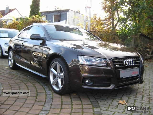 2010 audi a5 2 0 tdi quattro coup car photo and specs. Black Bedroom Furniture Sets. Home Design Ideas