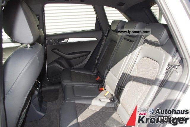 2010 Audi Q5 2 0 Tdi Dpf Quattro S Line Sports Package N Mmi Car Photo And Specs