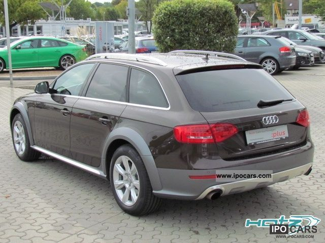 2011 audi a4 allroad quattro 2 0 tfsi s tronic navi. Black Bedroom Furniture Sets. Home Design Ideas