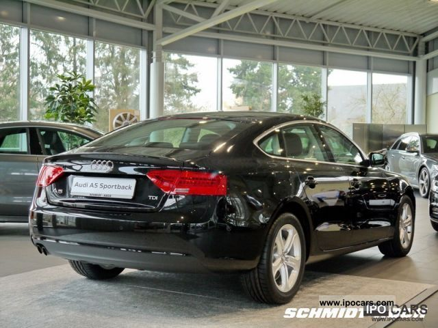 2012 audi a5 sportback 2 0 tdi xenon climate car photo. Black Bedroom Furniture Sets. Home Design Ideas