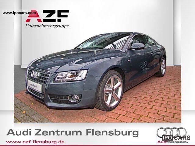 2011 Audi  A5 2.7 TDI multitronic (Navi Xenon) Sports car/Coupe Demonstration Vehicle photo