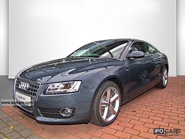 2011 audi a5 2 7 tdi multitronic navi xenon car photo and specs. Black Bedroom Furniture Sets. Home Design Ideas