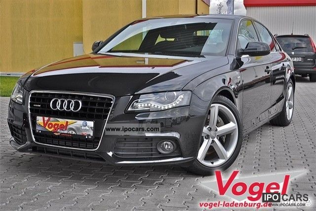 2011 audi a4 3 0 tdi quattro s line navi xenon air. Black Bedroom Furniture Sets. Home Design Ideas