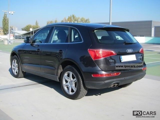 2008 audi q5 2 0 tdi 170 km car photo and specs. Black Bedroom Furniture Sets. Home Design Ideas