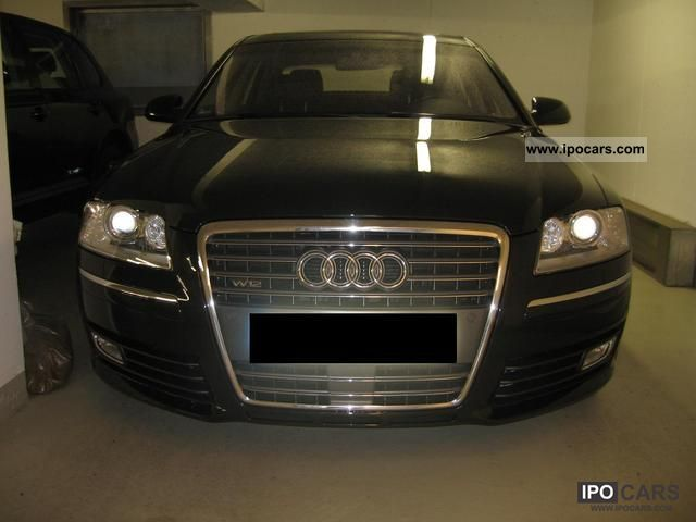2007 audi a8 6 0l np approximately 154 000 vat for Garage audi tours