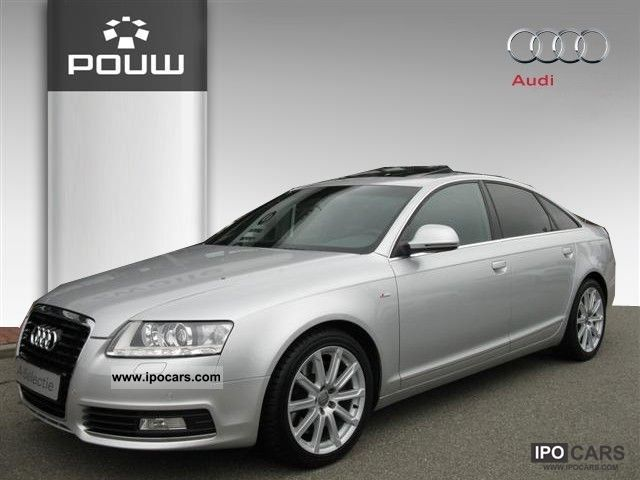 2010 Audi  A6 3.0 Tdi 239 Quattro Tiptronic S-Line shui pk Limousine Used vehicle photo