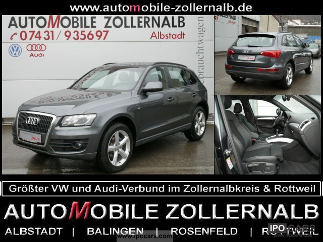 2010 Audi  Q5 S-Line 2.0 TDI Quattro, TC Off-road Vehicle/Pickup Truck Used vehicle photo