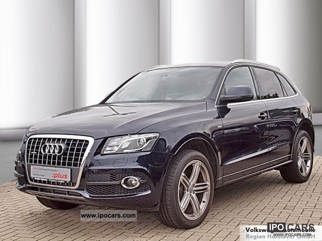 2010 audi q5 s line 2 0 tdi quattro ahk navigation car photo and specs. Black Bedroom Furniture Sets. Home Design Ideas