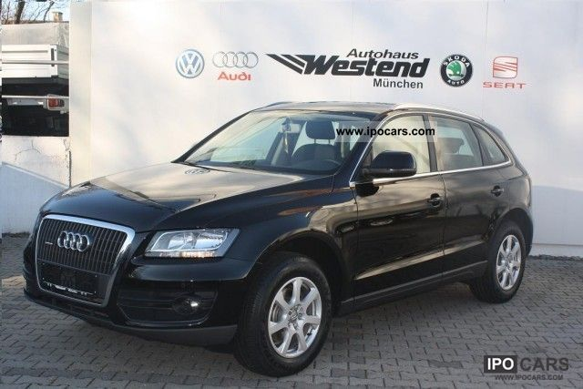 2009 audi q5 2 0l tdi 125kw four wheel automatic air navigation car photo and specs. Black Bedroom Furniture Sets. Home Design Ideas