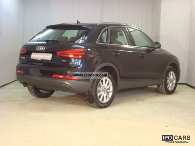 2007 audi q3 2 0 tdi 103 140 kw ps 6 speed car photo. Black Bedroom Furniture Sets. Home Design Ideas