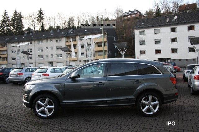 2007 audi q7 3 0 tdi dpf quattro car photo and specs. Black Bedroom Furniture Sets. Home Design Ideas