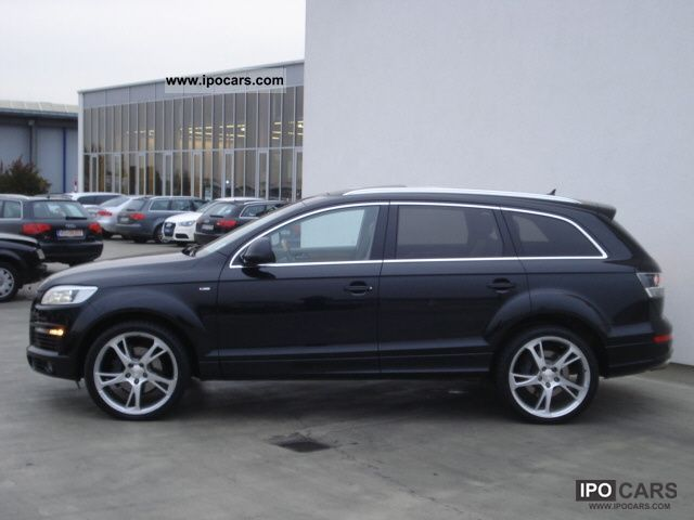 2008 audi q7 s line 22 car photo and specs. Black Bedroom Furniture Sets. Home Design Ideas