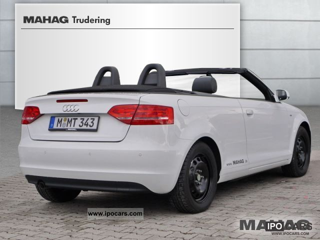 2012 audi a3 cabriolet s line 2 0 tdi 6 speed 103 140 kwps car photo and specs. Black Bedroom Furniture Sets. Home Design Ideas