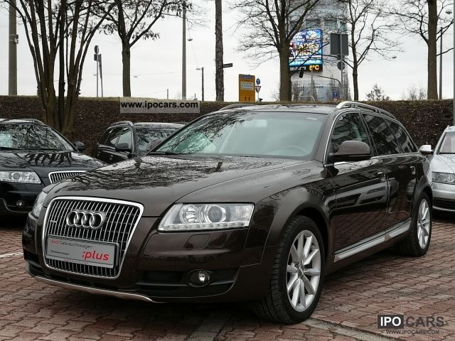 2009 audi a6 allroad 3 0 tdi quattro tiptronic car photo and specs. Black Bedroom Furniture Sets. Home Design Ideas