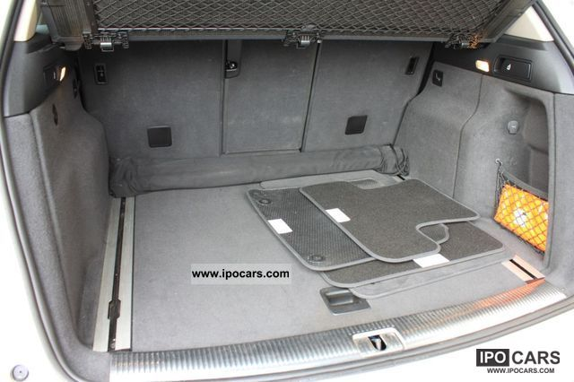 2008 Audi Q5 2.0 TDI Leather Xenon AHK - Car Photo and Specs
