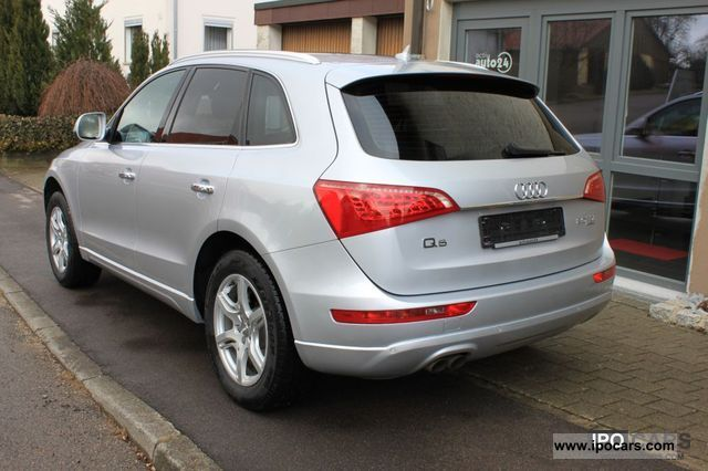 2008 audi q5 2 0 tdi leather xenon ahk car photo and specs. Black Bedroom Furniture Sets. Home Design Ideas