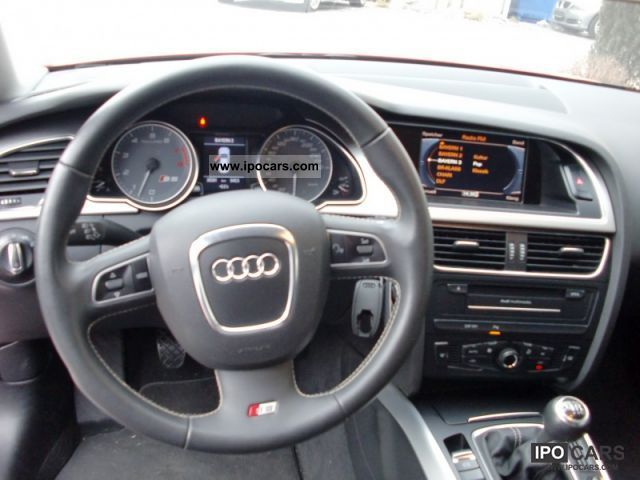 2009 audi mmi navigation plus s5 pdc 19 car photo and specs. Black Bedroom Furniture Sets. Home Design Ideas