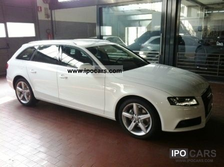 2011 audi a4 av 2 0 tdi multitr fap advan car photo and specs. Black Bedroom Furniture Sets. Home Design Ideas