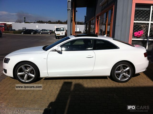 2009 Audi A5 coupe diesel tdi 2L7  Car Photo and Specs