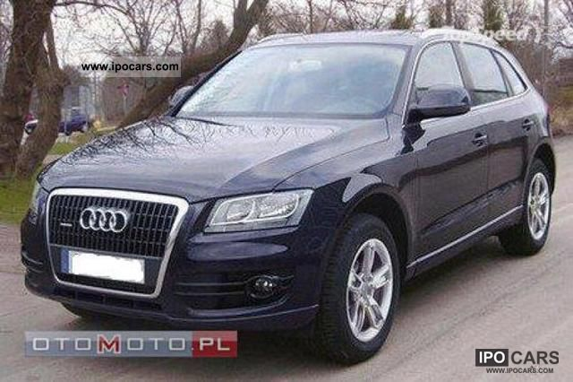 2008 Audi  Q5 NAJTAŃSZA OFERTA SPRAWDŹ Off-road Vehicle/Pickup Truck Used vehicle photo