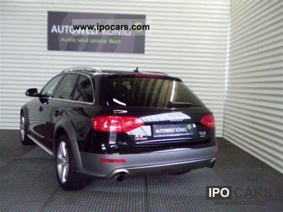 2011 Audi  A4 Allroad Quattro 2.0 TFSI Estate Car Used vehicle photo