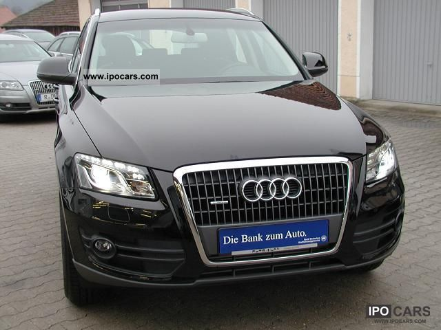 2011 Audi  Q5 Premium Automatic Xenon Heated second-PDC ... Off-road Vehicle/Pickup Truck New vehicle photo