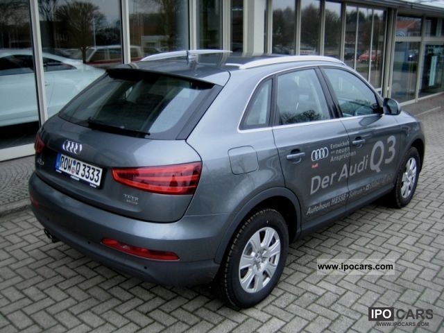 2011 audi q3 quattro 2 0 tfsi s tronic cruise control. Black Bedroom Furniture Sets. Home Design Ideas