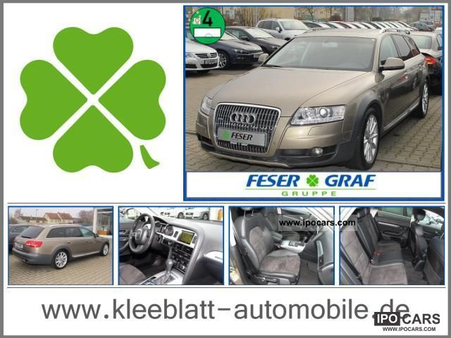 2010 Audi  A6 Allroad 2.7 TDI quattro tiptronic Navi + Xenon + Off-road Vehicle/Pickup Truck Used vehicle photo